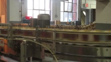 Canning Machine — Stockvideo