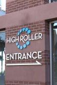 High Roller Entrance — Stock Photo