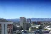 Las Vegas Strip from Atop the High Roller — Stock Photo