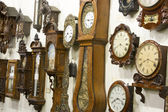 Collection of Clocks — Stock Photo