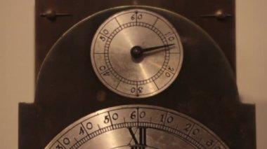 60 Second Clock — Stock Video