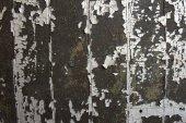 Зазубрин, пилинг paint текстуры — Стоковое фото