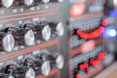 Sound Volume Controls — Stock Photo