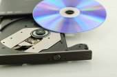 Vcd rom player — Stock Photo