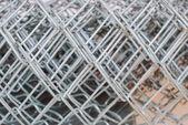 Metal mesh wire  — Stock Photo