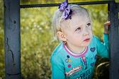 Bambina — Foto Stock