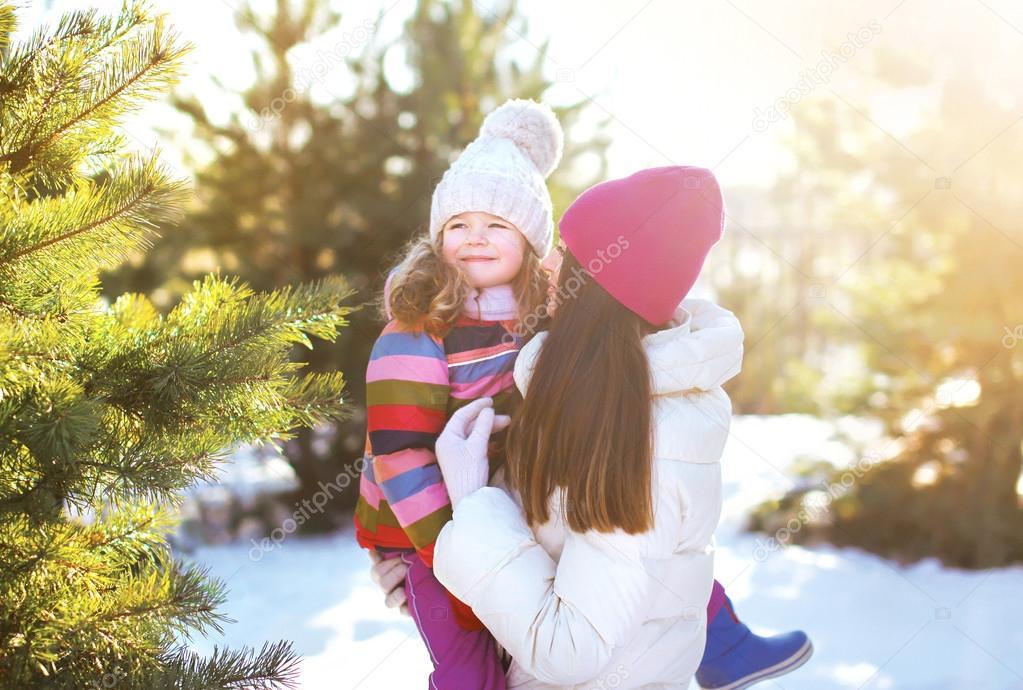 Картинки людей во время зимы