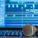 Home Recording Studio — Stock Photo #62286991