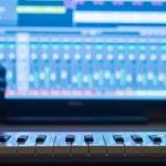 Home Recording Studio — Stock Photo #62287017