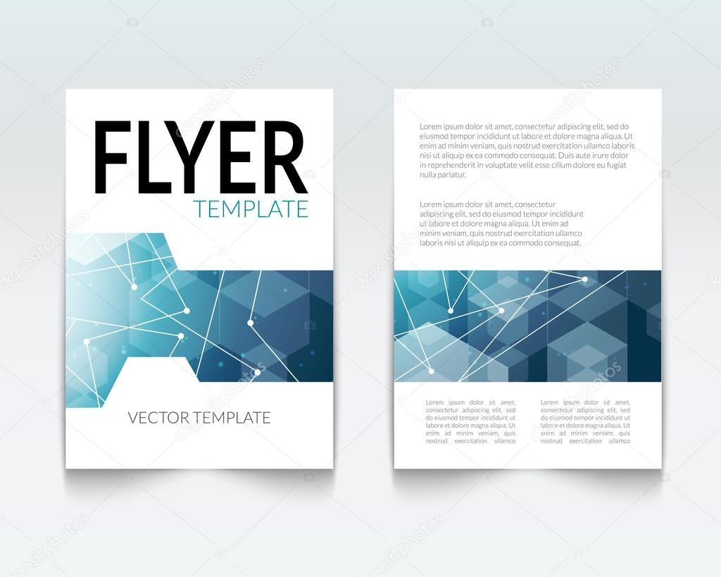 Business Deposit Book Cover ~ Business design template cover brochure book flyer