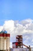 Industrial building — Stock fotografie