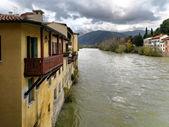 Záplavové vody — Stock fotografie