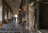 Portico of venice... — Stock Photo