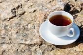 紅茶のカップ — ストック写真