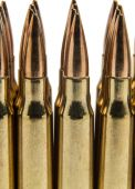 .308 Ammunition — Stock Photo