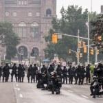 Riots near G20, June 26, 2010 - Toronto, Canada.  — Stock Photo #60463123