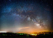Milky Way — Stock Photo