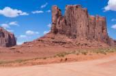 Monument valley navajo tribal park — Stockfoto