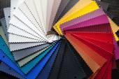 Farbige Leder — Stockfoto