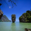 Постер, плакат: James Bond Island Thailand