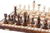 Chess closeup — Stock Photo