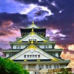 Osaka Castle, Osaka, Japan  — Stock Photo #52135203