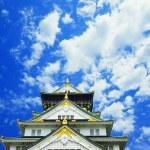 Osaka Castle, Osaka, Japan  — Stock Photo #52135301