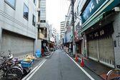 The streets of Asakusa area Tokyo, Japan — Stock Photo