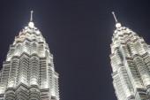 Petronas Twin Kuala Lumpur, Malaysia — Foto de Stock