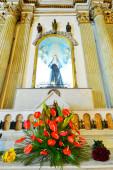 圣奥古斯汀教堂是罗马天主教会,马尼拉 — 图库照片