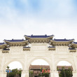 National Taiwan Democracy Memorial Hall, Chiang Kai-shek — Stock Photo #52378663