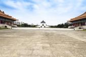 National Taiwan Democracy Memorial Hall, Chiang Kai-shek — Stock Photo