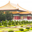 National Taiwan Democracy Memorial Hall, Chiang Kai-shek — Stock Photo #52380889