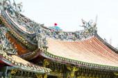 Mengjia Longshan Temple  in Taipei, Taiwan — Stock Photo