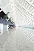 Taiwan Taoyuan International Airport in Taipei — Stockfoto