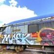 Graffiti Engine — Stock Photo #51909767