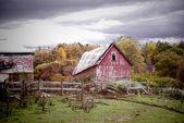 Crumbling in Rural America — Stock Photo