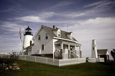Pemaquid point lighthouse — Foto de Stock