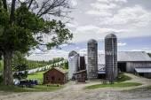 Amish Homestead — Stock Photo