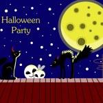 Halloween party — Stock Vector #54188605