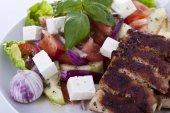 Griechisches Essen — Stock Photo