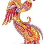 Постер, плакат: Phoenix firebird