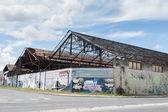 Abandoned building — Stockfoto