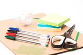 Materiel for school — Stock Photo
