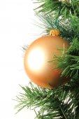 Boll christmas decoration — Φωτογραφία Αρχείου