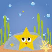 Starfish — Stock Vector