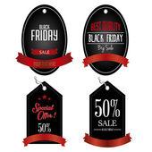 Black Friday — Cтоковый вектор