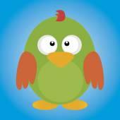 鳥 — ストックベクタ
