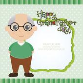 Giornata dei nonni — Vettoriale Stock