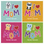 Dia das Mães — Vetor de Stock